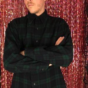 VTG Pendleton Wool Flannel